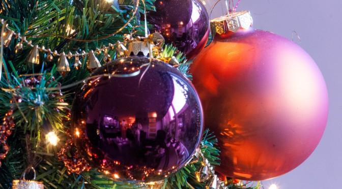 DAVEggie Christmas Menu